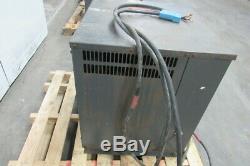 Mac 24m600c22 48v 451-600ah Chariot Chargeur De Batterie 24 Cellules 208-230 / 460v Input