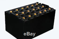 Nouveau Batterie De Chariot Élévateur Pour Clark Ecg32 (48/34) (24-85-21)