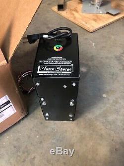 Nouveau Chargeur De Batterie À Chargement Rapide 24 Volts, Transpalette À Fourche 12 Amp