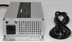 Nouveau Chargeur De Batterie De Voiturette De Golf 36v 18a Et Pour Ascenseur De Fourche, Navette D'utilité Électrique