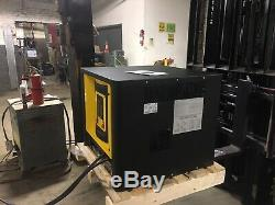 Numérique 48 Volt Chariot Chargeur De Batterie 208 / 240-480 Tension D'entrée 3 Phase New