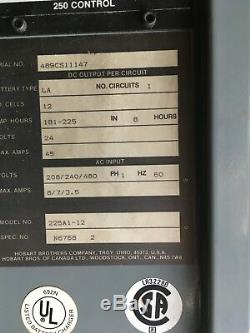 Palette Jack / Chariot Élévateur Chargeur De Batterie