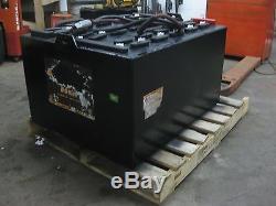 Reconditionné 36 Volt 18-85-27 Chariot Industriel Batterie -1105 Amp Hour-good-