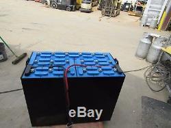 Remis À Neuf 18-125-17 Batterie Industrielle 36v Pour Chariot Élévateur Garantie 1 An