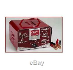 Rn Chargeur De Batterie Voiture Vélo Fork Lift Made In USA Modèle 1262 6 & 12 Volt
