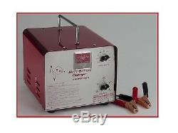 Rn Chargeur Multi-batteries Fourche-vélo De Voiture Fabriqué Aux États-unis Modèle 68s 6 12 Volt