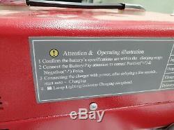 Shineng 24dcv 25a Chargeur De Batterie Czc5 120v 50 / 60hz