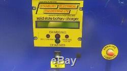 Solid State Chargeur De Batterie Pei 18/10 36 Volts 265 Amp 480 Volt 3 Phase