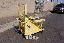 Système D'extraction De Chariot De Manutention De Chariot De Transfert De Batterie De Chariot Élévateur Carraige