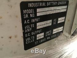 Varta Barrett Chargeur De Batterie Pour Chariot Élévateur 36v
