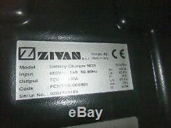 Zivan Chargeur De Batterie Ng9 440 / 480v 3ph